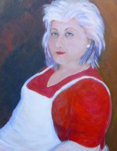 self portrait genine rainsborough