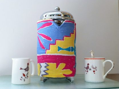 abstract Laura Ashley 12 Cup