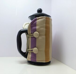 Stunning Satin Cafetiere Cover