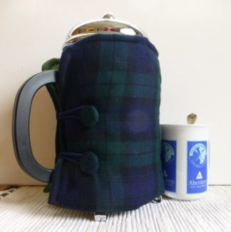 Black Watch Tartan 12 cup