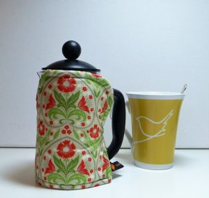 3 cup french press cover