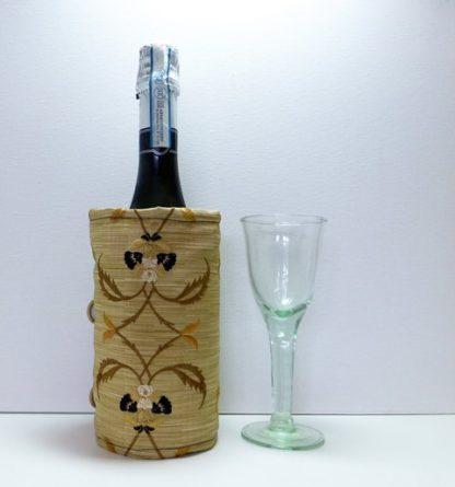 Black Orchid Bottle Butler