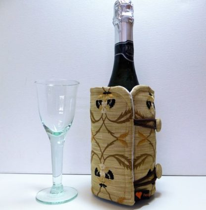 Insulated jacket for Prosecco