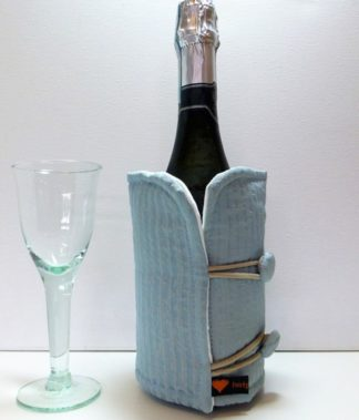 Eau de Nil Bottle Butler