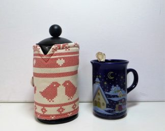 Traditional Cross Stitch 3 cup
