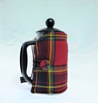 Tartan 3 cup French Press