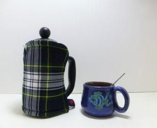 Tartan French Press