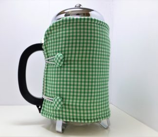 Gingham 12 cup
