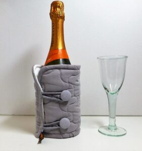 Insulated Wine Jacket