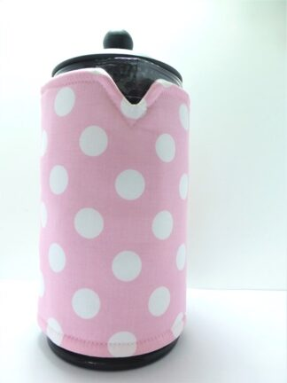 Giant Polka Dot French Press