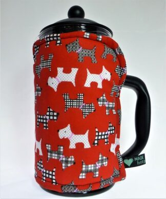 Scottie Dogs Cafetiere Cover