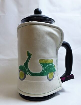 Vespa Cafetiere Cover