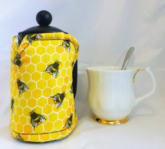 Bizzy Bees Cafetiere Cover